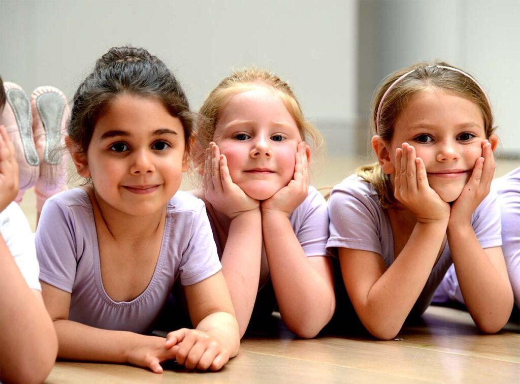 dance classes for children