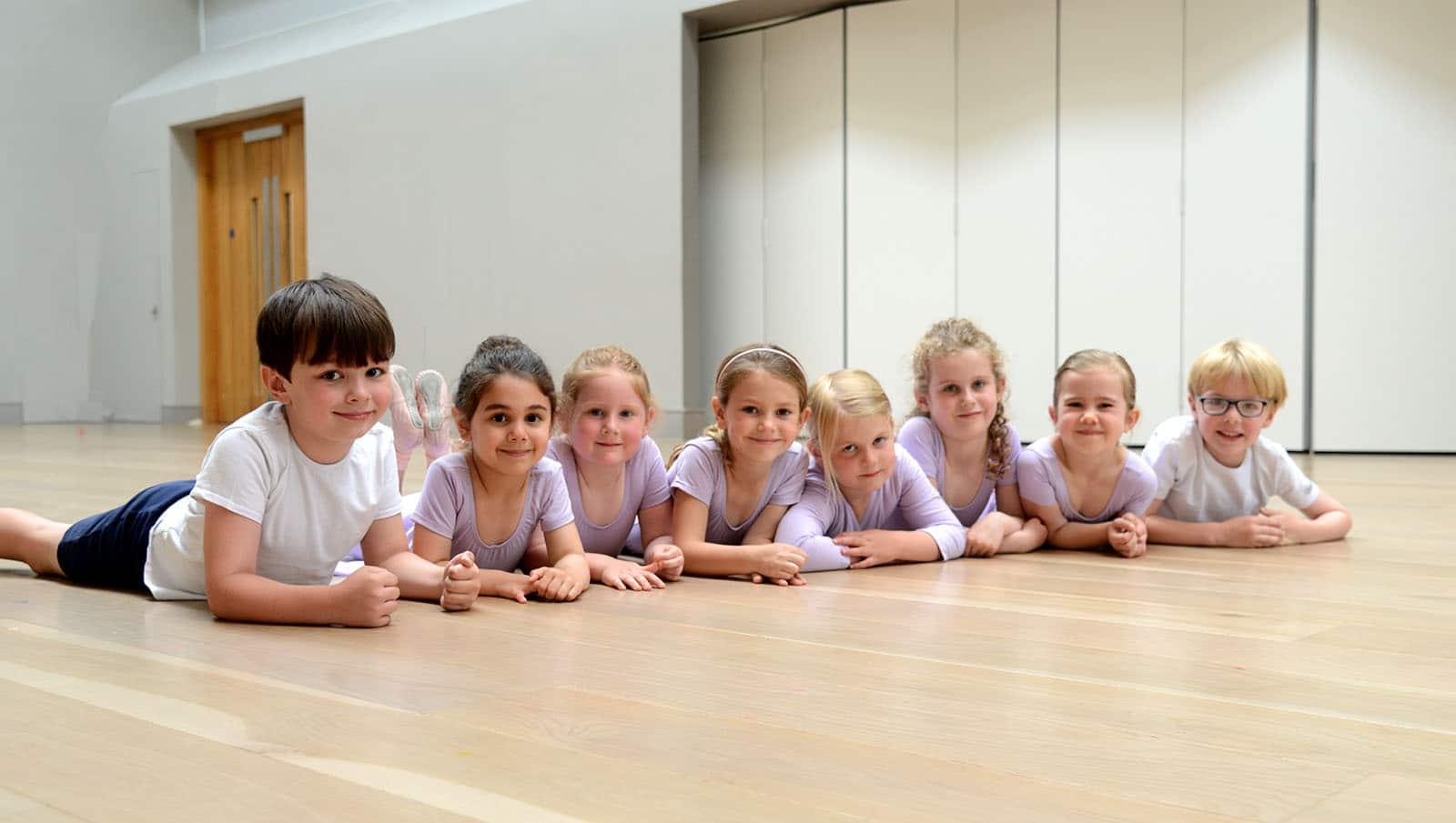 children dance classes oxfordshire