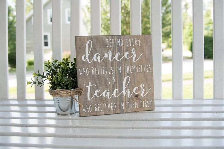 behind every dance inspirational quote