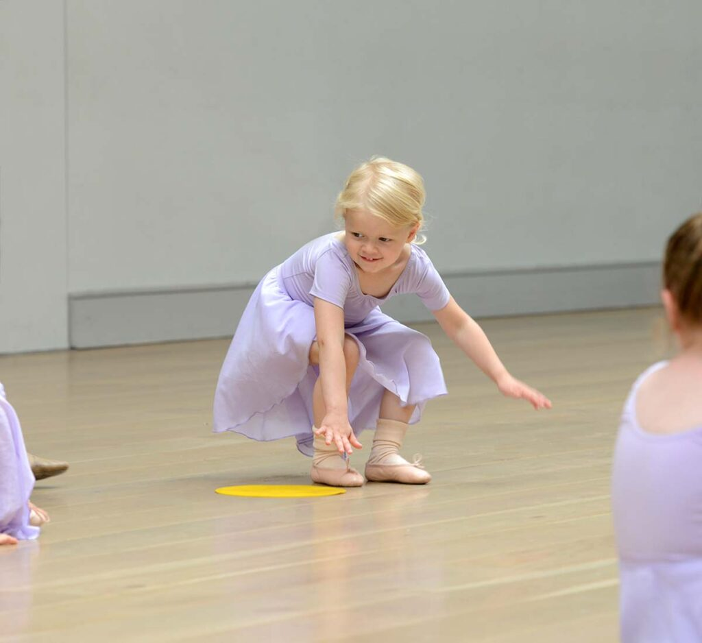 Intune Dance Classes for Kids