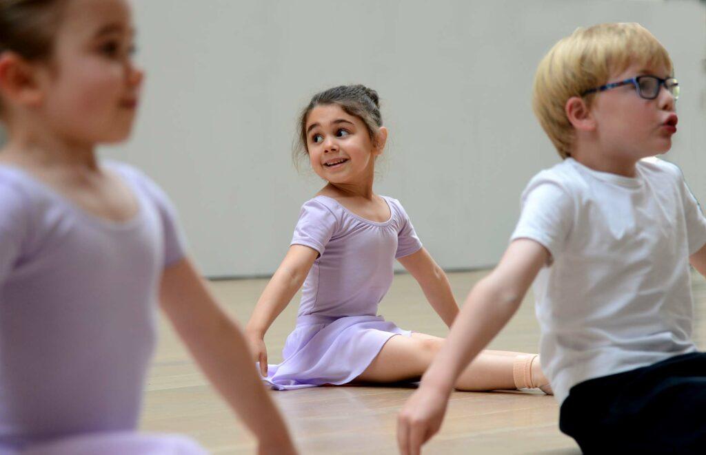Primary Ballet