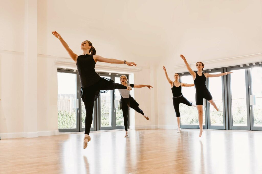 Intune Dance Classes for Adults