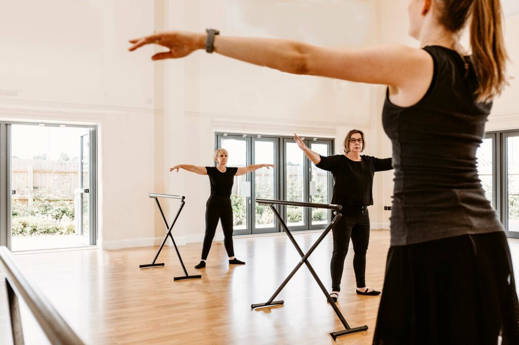 Beginners Adult Ballet