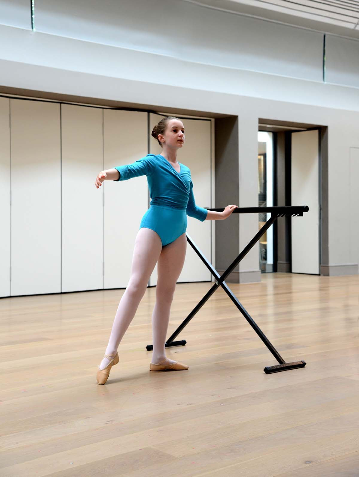 Solo Ballet Dancer