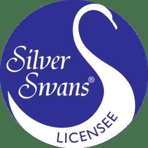 RAD Silver Swans Logo